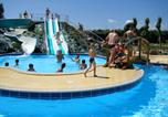 Camping avec Piscine Siouville-Hague - Camping Le Fanal-1
