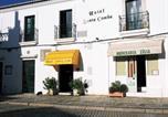 Hôtel Encinasola - Hotel Santa Comba-2