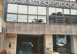 Hôtel Medellín - Hotel Med Estadio-1