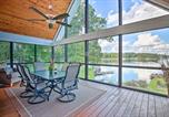 Location vacances Macon - Upscale Lake Living Private Dock and Beach!-2