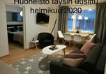 Location vacances Oulu - Star Homes Oulu, double-1