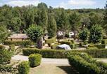 Camping avec Piscine Sainte-Nathalène - Homair - Le Val d'Ussel-4