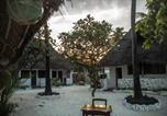 Hôtel Jambiani - Coco Beach Hotel-2