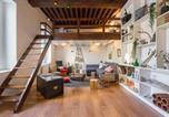 Location vacances  Rhône - Spacious apartment 5th Arr.-1