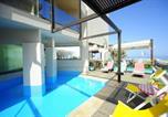 Hôtel Τυμπακιο - Steris Elegant Beach Hotel & Apartments