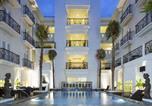 Hôtel Yogyakarta - Hotel Indies Heritage Prawirotaman-1