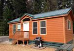 Villages vacances Alpine Meadows - Snowflower Camping Resort Cottage 5-1