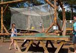 Camping en Bord de rivière Auvergne - Camping La Rochelambert-3