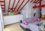 Location vacances Vieux Habitants - Property with 2 bedrooms in Vieux Habitants with wonderful sea view furnished garden and Wifi-4