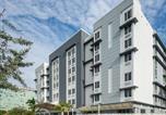 Hôtel Miami - Springhill Suites Miami Downtown/Medical Center