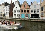 Hôtel 4 étoiles Bruges - B&B Huyze Walburga-1