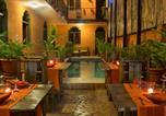 Hôtel Granada - Boutique Hotel Maharaja-1