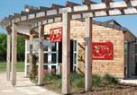 Villages vacances Cher - Les Roulottes du Berry-1