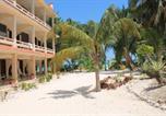 Hôtel Isla Mujeres - Cabanas Maria Del Mar-3