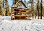 Location vacances Leavenworth - Reindeer Lodge-1