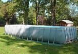 Location vacances Cadarcet - Beautiful Gite with Swimming Pool in Artigat-4
