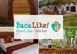 Hôtel Bacalar - Hotel Bacalike, Spa y Temazcal-1