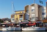 Hôtel Narbonne - Hôtel Port Beach-1