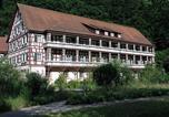 Hôtel Bad Liebenzell - Thermen Hotel-2