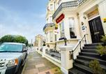 Location vacances Eastbourne - The Berkeley Guesthouse-1