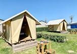 Camping Falaises d'Etretat - Camping Les Prés de la Mer-4