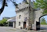 Location vacances Abergele - Hen Wrych Hall Tower-1