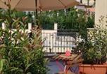 Location vacances Pise - Casa Ridolfi Holiday Home -Una terrazza sui giardini di Pisa-2