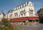 Hôtel Deauville - Hotel Le Central-2