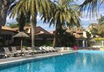 Location vacances Canet-en-Roussillon - Malibu Village Beau T2 résidence de standing piscines tennis bar animation-3