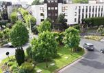 Hôtel Méry-sur-Oise - Ibis Budget St Gratien - Enghien-Les-Bains-2