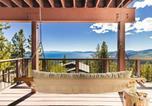 Location vacances Reno - Juniper - Incredible Mountainside Home w Lake Views!-1
