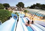 Camping avec Quartiers VIP / Premium Saint-Gildas-de-Rhuys - Camping Le Moteno-1