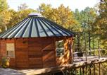 Location vacances Eureka Springs - Eureka Yurts and Cabins-4