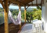 Location vacances  Martinique - Studio Quartier Réunion Quatres Croisées-2
