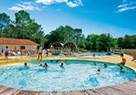 Camping avec Piscine Landes - Camping Azu'Rivage-1