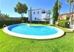 Location vacances Javea - Xabia Villa Sleeps 6 with Pool Air Con and Wifi-1