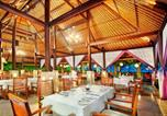 Villages vacances Kuta - The Sandi Phala Beach Resort and Ma Joly Restaurant-4