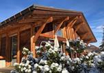 Location vacances Praz-sur-Arly - Chalet de 5 chambres a Praz sur Arly avec magnifique vue sur la montagne jardin amenage et Wifi a 300 m des pistes-2