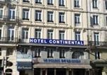 Hôtel Mons-en-Baroeul - Hotel Continental-2