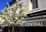 Hôtel Balaruc-les-Bains - Hôtel Restaurant Le Central-1