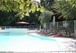 Camping Pont du Gard - Camping Le Vieux Verger-1