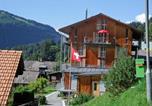 Location vacances Lauterbrunnen - Apartment Schweizerheim.3-3