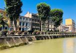 Location vacances Moussan - T1 Bis tres proche centre et canal-3