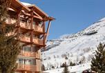 Hôtel Les 2 Alpes - Le Souleil'Or-1