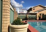 Hôtel Albury - Albury Allawa Motor Inn-1