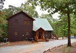 Location vacances Blue Ridge - The Three Bear Lodge in Blue Ridge-1