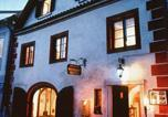 Hôtel Bohême du sud - Villa Conti-1