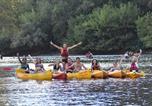 Camping avec Piscine Les Eyzies-de-Tayac-Sireuil - La Ferme de Villeneuve-4