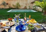 Location vacances La Bastide-d'Engras - Xixe Provencal Stone House with Private Pool-2