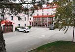 Hôtel Franche-Comté - Hotel Siatel Chateaufarine-2